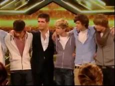 one by one one direction leaves x factor live