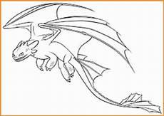 malvorlage drache ohnezahn