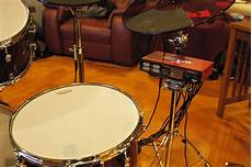 Acoustic To Electronic Drum Kit Conversion Project