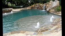 dolce pools custom swimming pool builder in dallas fort