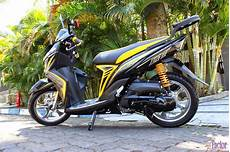 Mio Gt Modif by Gambar Modifikasi Motor Yamaha Mio Gt Automotivegarage Org