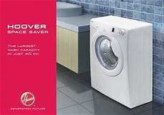 Waschmaschine 40 Cm - hoover washer dryer in 40cm space saver by hoover