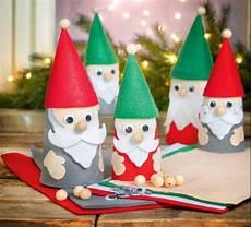 basteln weihnachten erwachsene basteln mit filz zu weihnachten vbs hobby