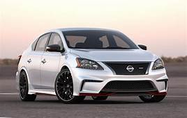 Sentra Nismo Likely To Be Next From Nissan's Go Fast Division