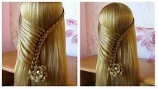 Tuto Coiffure Cheveux Mi Pour L Ete Coiffure