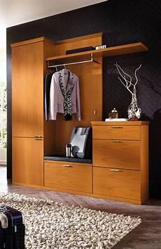 Garderoben Set Günstig Kaufen - siena rietberger garderobe in kirschbaum garderoben