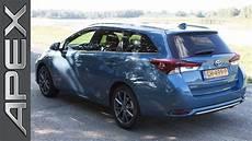 Toyota Auris Touring Sports 1 8 Hybrid Review