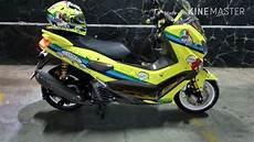 Modifikasi Nmax Abu Abu 2018 by Harga Spesifikasi Dan Modifikasi New Yamaha Nmax 155cc