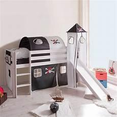 piraten hochbett piraten hochbett mit rutsche turm m 246 bel online kaufen