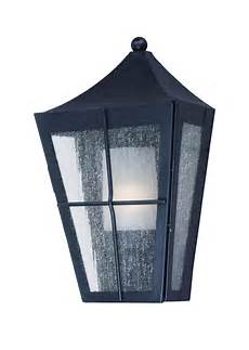 revere outdoor flat wall sconce by maxim lighting
