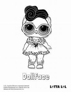 Malvorlagen Lol Indo Dollface Malvorlagen Lotta Lol Lol Series 2