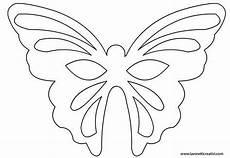 Malvorlage Maske Schmetterling 49 Ideas Embroidery Patterns Butterfly Templates In 2020