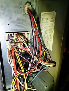 hvac wireless thermostat c wire substitute home improvement stack exchange