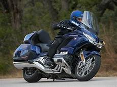 2018 Honda Gold Wing Tour Dct Test Cycle News