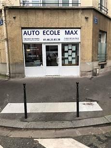 Auto Ecole Max Auto 233 Cole 146 Rue De 92100