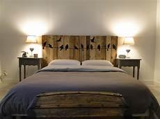 tete de lit fait soi meme tete de lit a faire soi meme en bois