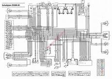 free wiring harness layout diagram for a 1984 kawasaki fixya