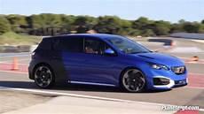 308 gti r peugeot 308 r hybrid acceleration et moteur