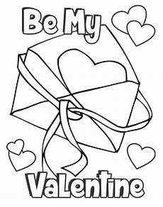 Coloring Pages For Valentines Day Valentines Day Coloring Pages The Sun Flower Pages
