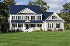dark blue tin roof idea in 2020 roof colors metal roof houses house styles