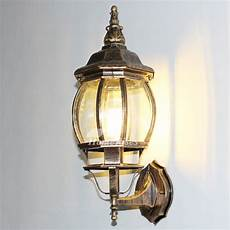 outdoor wall sconce rustic black bronze gold metal glass cheap unique