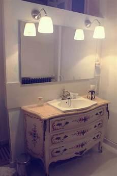 meuble salle de bain style ancien ancienne commode de cagne revisit 233 e par luminance