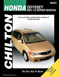 free service manuals online 2000 honda odyssey on board diagnostic system honda odyssey repair manual 2001 2010 chilton 30301