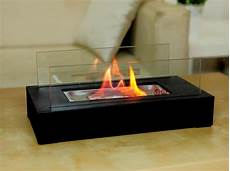 Bio Ethanol Fireplace Burner Heater Fuel Ventless Table