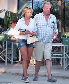 Clarkson Kicks Back With Friend Phillipa