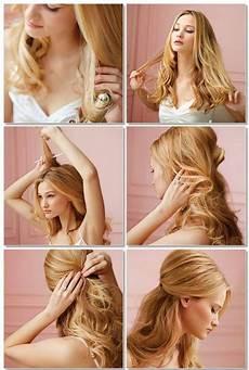 Naturlocken Frisuren Zum Nachmachen - frisuren f 252 r mittellanges haar zum nachmachen