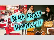 BLACK FRIDAY SHOPPING!!!!!   YouTube