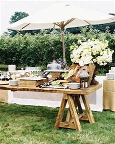 outdoor buffet table settings woodworking projects plans