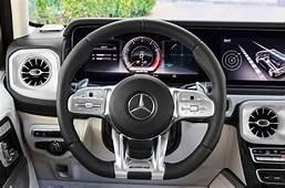 Mercedes AMG G63 577bhp Super SUV Starts From &163143305