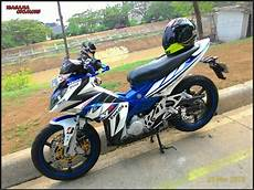 Modifikasi Motor Jupiter Mx Lama by Kumpulan Gambar Modifikasi Motor Yamaha Jupiter Mx King 150cc