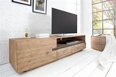 massivholz tv board massives tv board 170cm akazie riess ambiente de