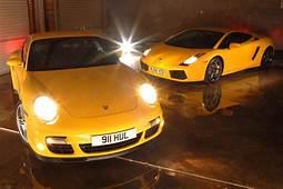 Porsche 911 Turbo V Lamborghini Gallardo  Compare New