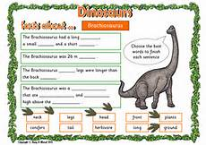 dinosaur adjectives worksheets 15276 dinosaurs ks1 worksheets and powerpoint teaching resources