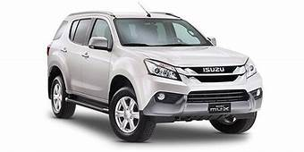 ISUZU MUX Price Check September Offers Images Mileage