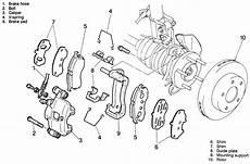 book repair manual 1997 ford probe parking system repair guides disc brakes brake caliper autozone com