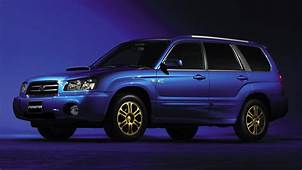 2004 Subaru Forester XT Wallpapers & HD Images  WSupercars