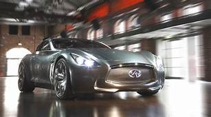 Infiniti Essence 2009 Concept Car First Ride And Video
