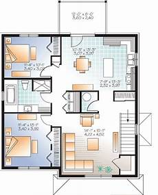 triplex house plans stylish contemporary triplex house plan 22325dr
