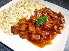 Gulasch Rezept Chefkoch - pilz gulasch vegetarisch rezepte chefkoch de
