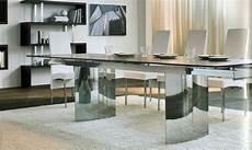 esstisch holz modern moderner esstisch aus holz glas und metall 15 designs