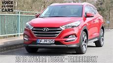 2018 Hyundai Tucson Fahrbericht Test Review Kofferraum