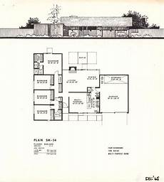 eichler house plans 17 best images about eichler mcm floorplans on pinterest