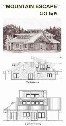 passive solar straw bale house plans uses of solar power mountain escapes passive solar