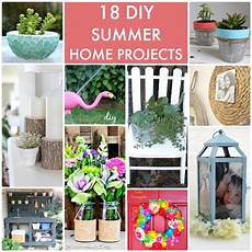 great ideas diy summer home projects