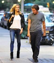 Heidi Klum Vito Schnabel Out In New York July 2015