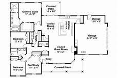 single level house plans ranch home plan 3 bedrms 2 5 baths 2305 sq ft 108 1765